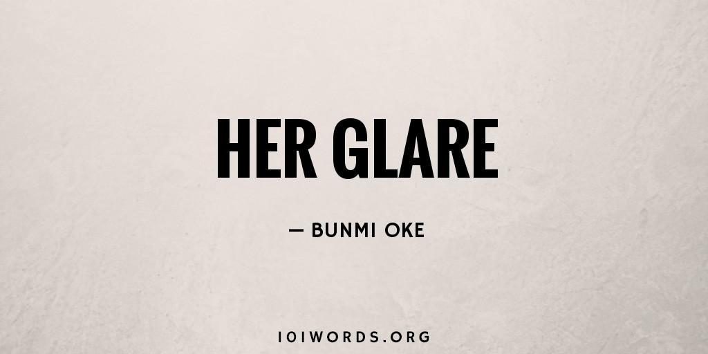 Her Glare