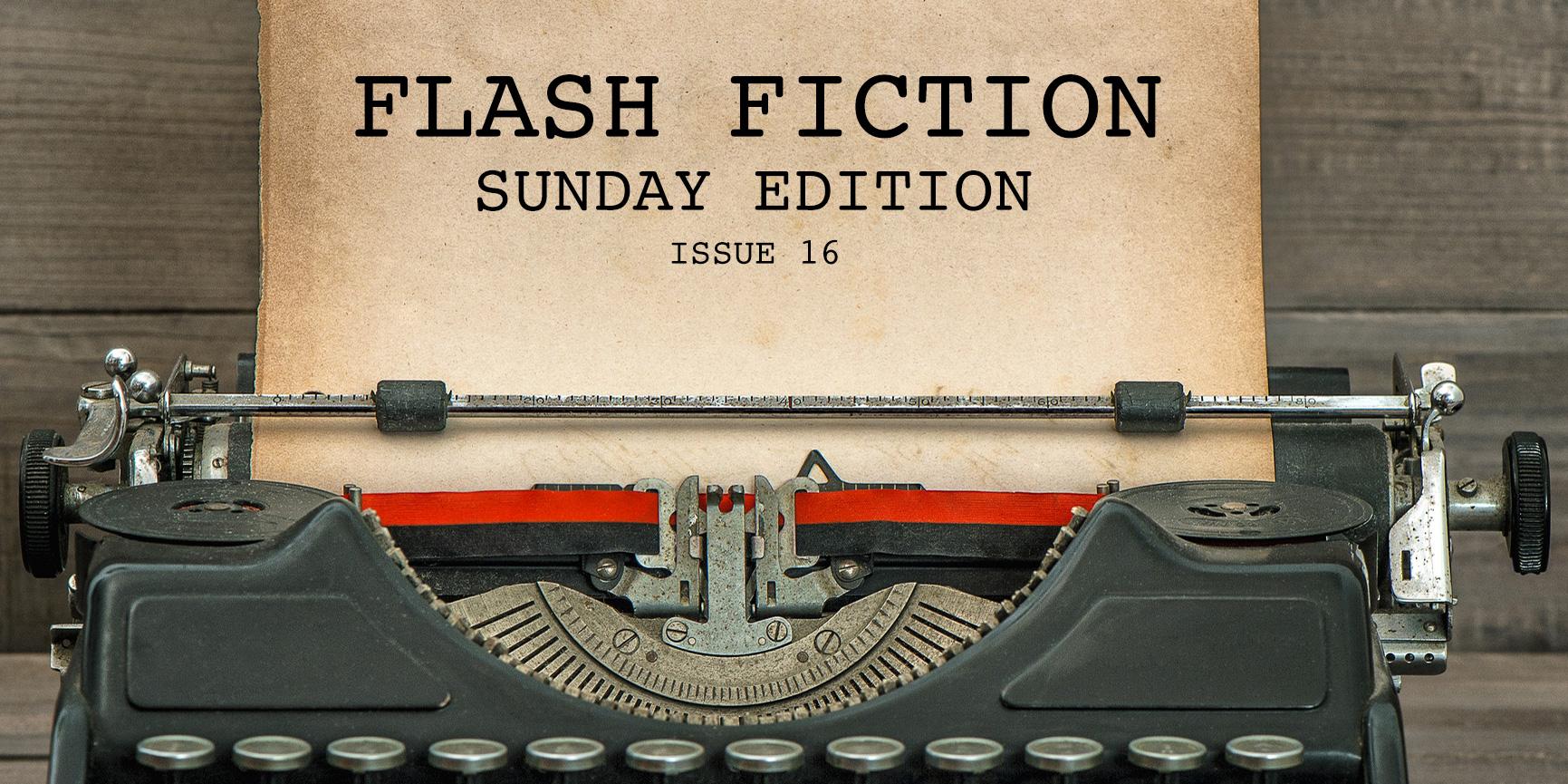 Flash Fiction Sunday Edition - Issue 16