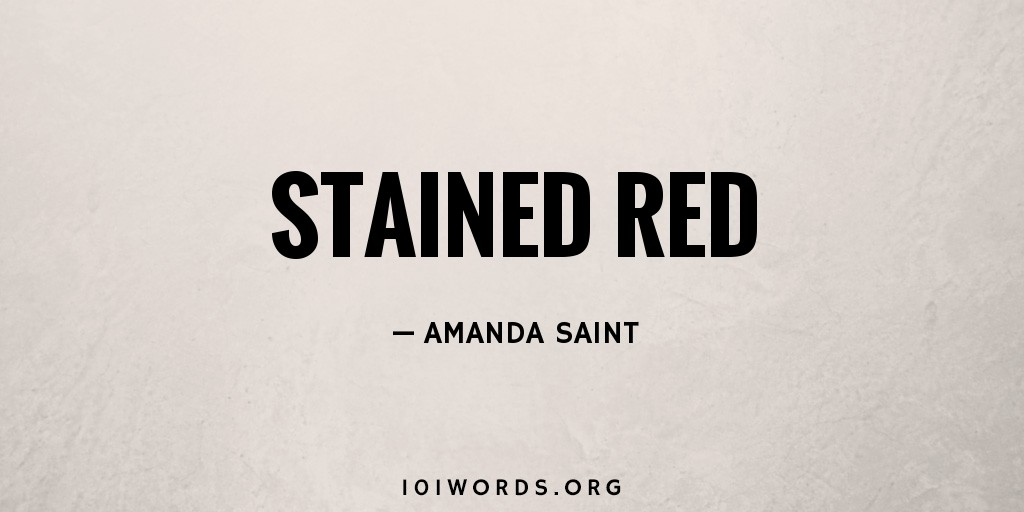 Stained Red