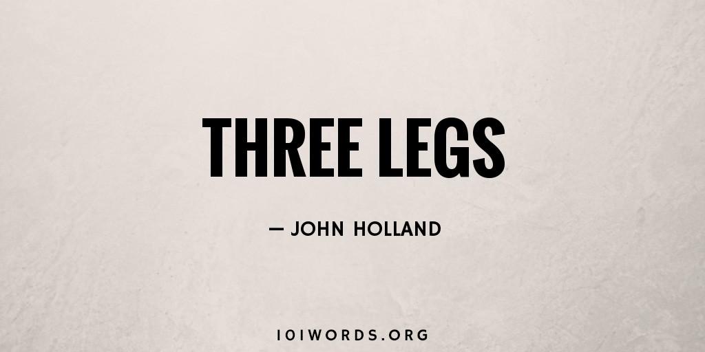Three Legs