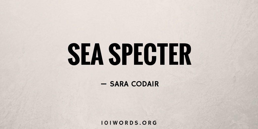 Sea Specter