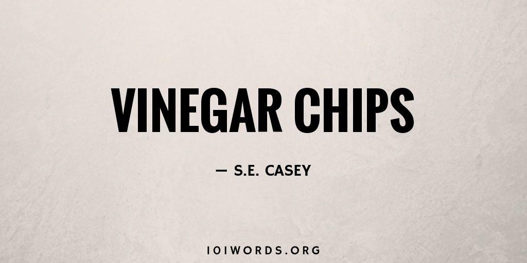 Vinegar Chips