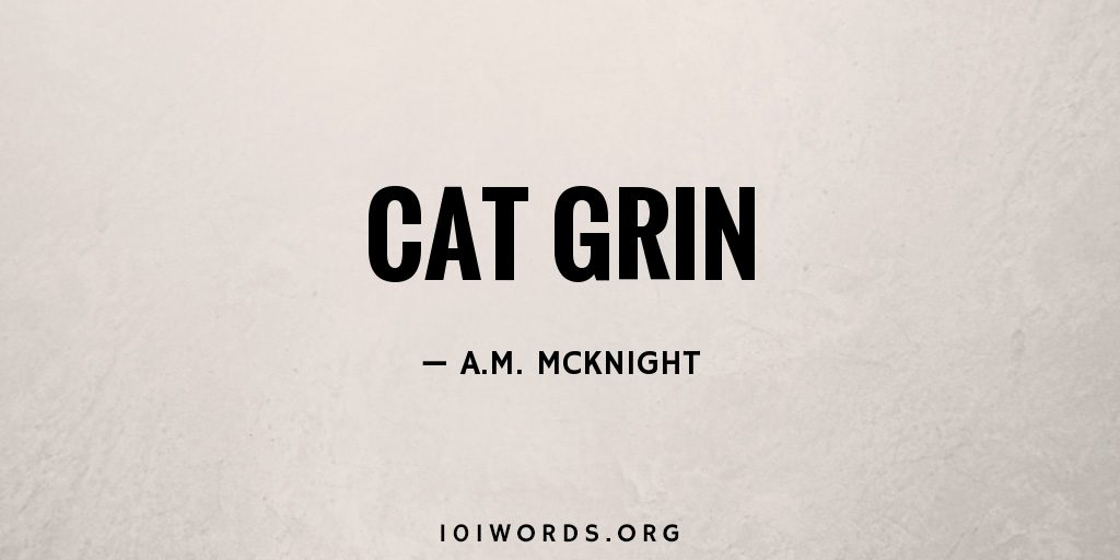 Cat Grin