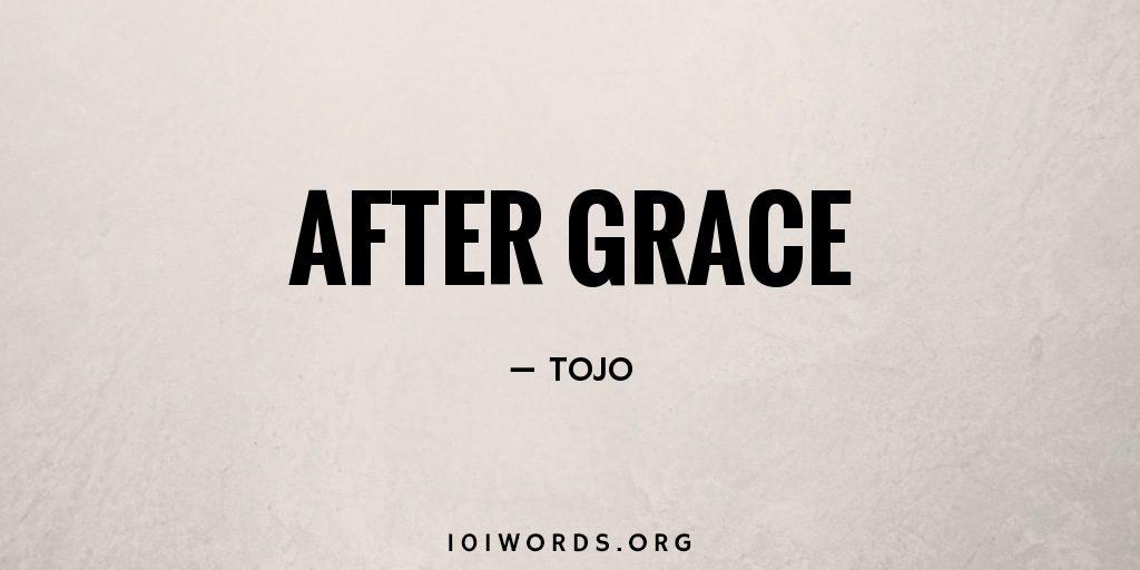 After Grace