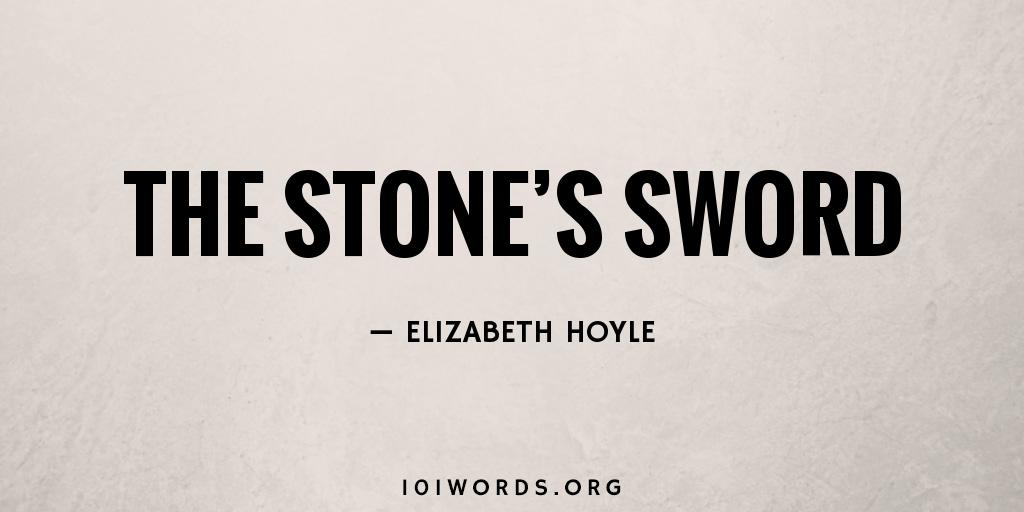 The Stone's Sword